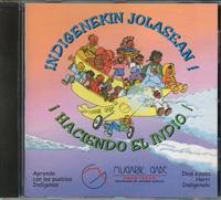 """CD Juegos multimedia """"¡Haciendo el indio!"""""""