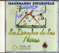 """CD Juegos multimedia """"Los derechos de la infancia"""""""