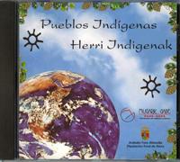 """CD Juegos multimedia """"Pueblos indígenas"""""""