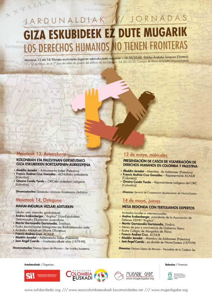 Cartel Jornada