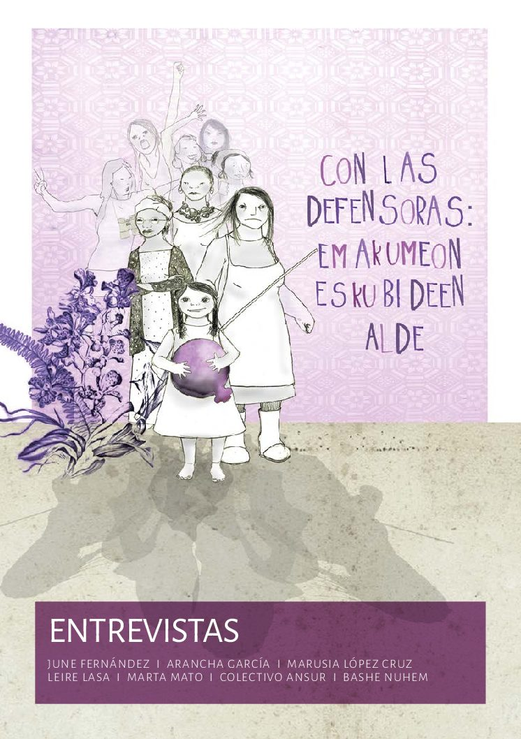 Defensoras: emakumeon eskubideen alde
