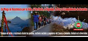 COLOMBIA EN MINGA NACIONAL AGRARIA, ÉTNICA Y POPULAR