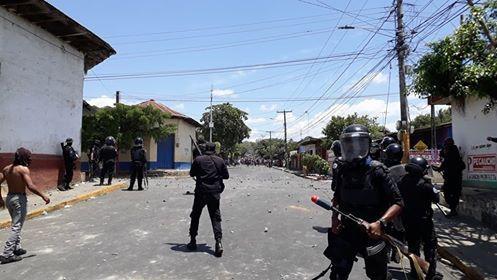 Nicaragua nos duele