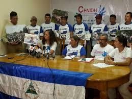 Solidaridad internacional feminista frente a la brutalidad del Gobierno en Nicaragua