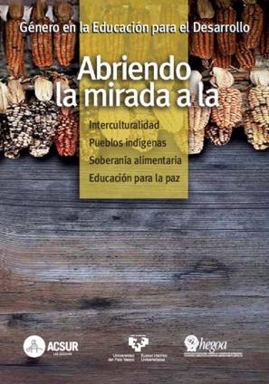 Equidad de género y pueblos indígenas desde la perspectiva de la Educación para el Desarrollo