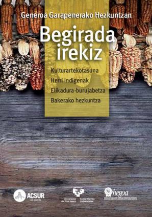 Genero zuzentasuna eta herri indigenak Garapenerako Hezkuntzaren ikuspegitik