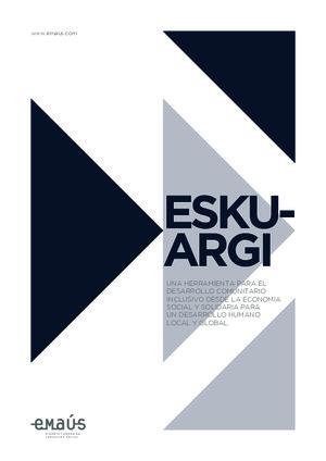 Esku Argi: una herramienta para el desarrollo comunitario inclusivo desde la economía social y solidaria, para un desarrollo humano local y global