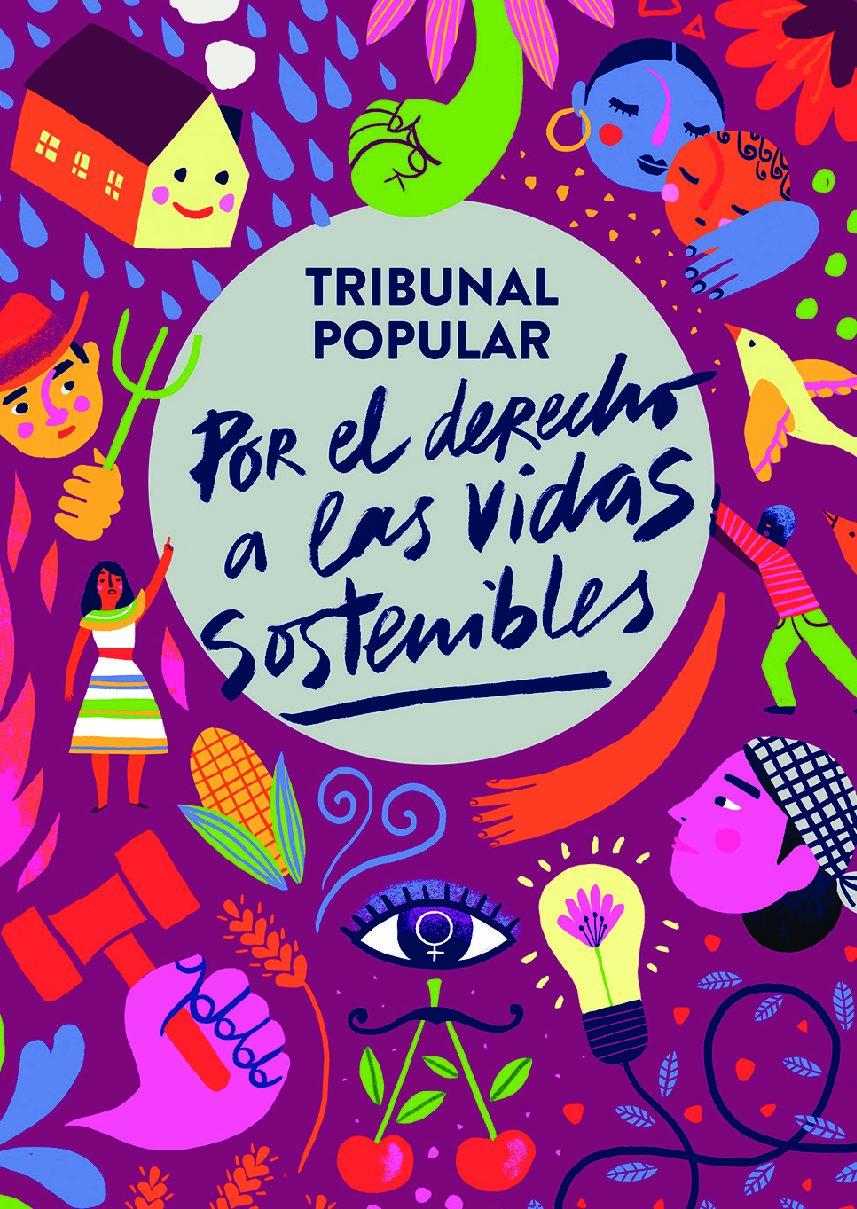 Tribunal popular por el derecho a las vidas sostenibles