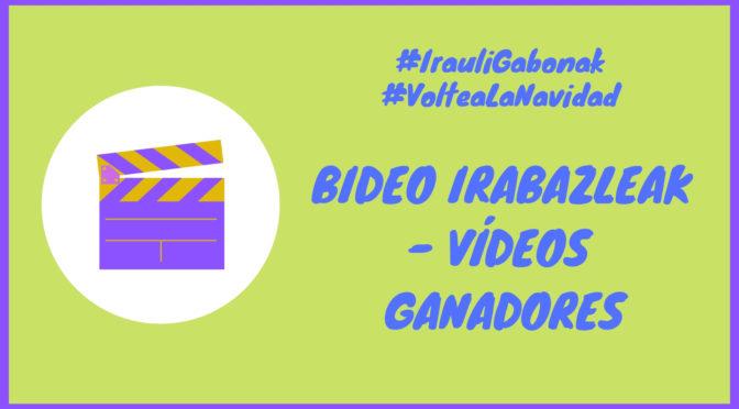 Premios del concurso #VolteaLaNavidad